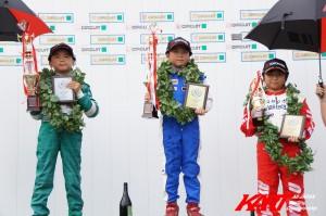 ジュニアカート選手権 FP-Jr Cadets